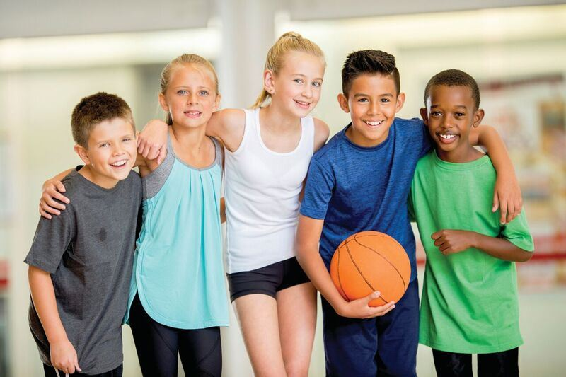 New! Youth Basketball