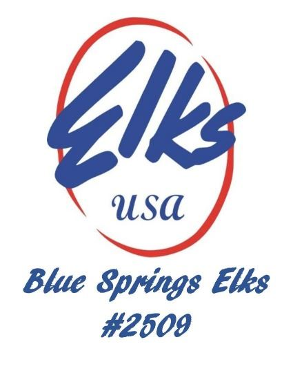 Blue Springs Elks logo pdf