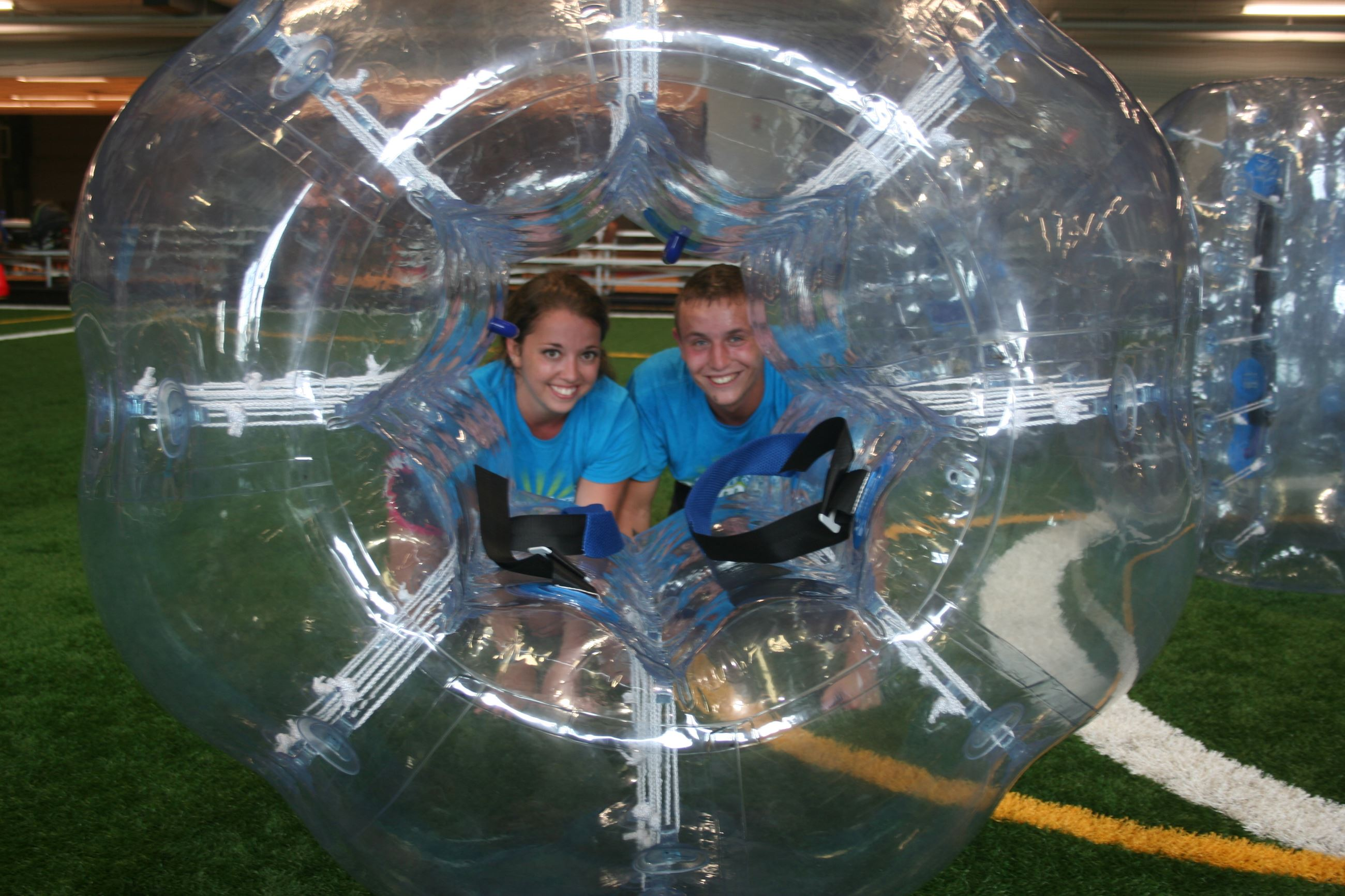 Blue Springs Bubble Ball