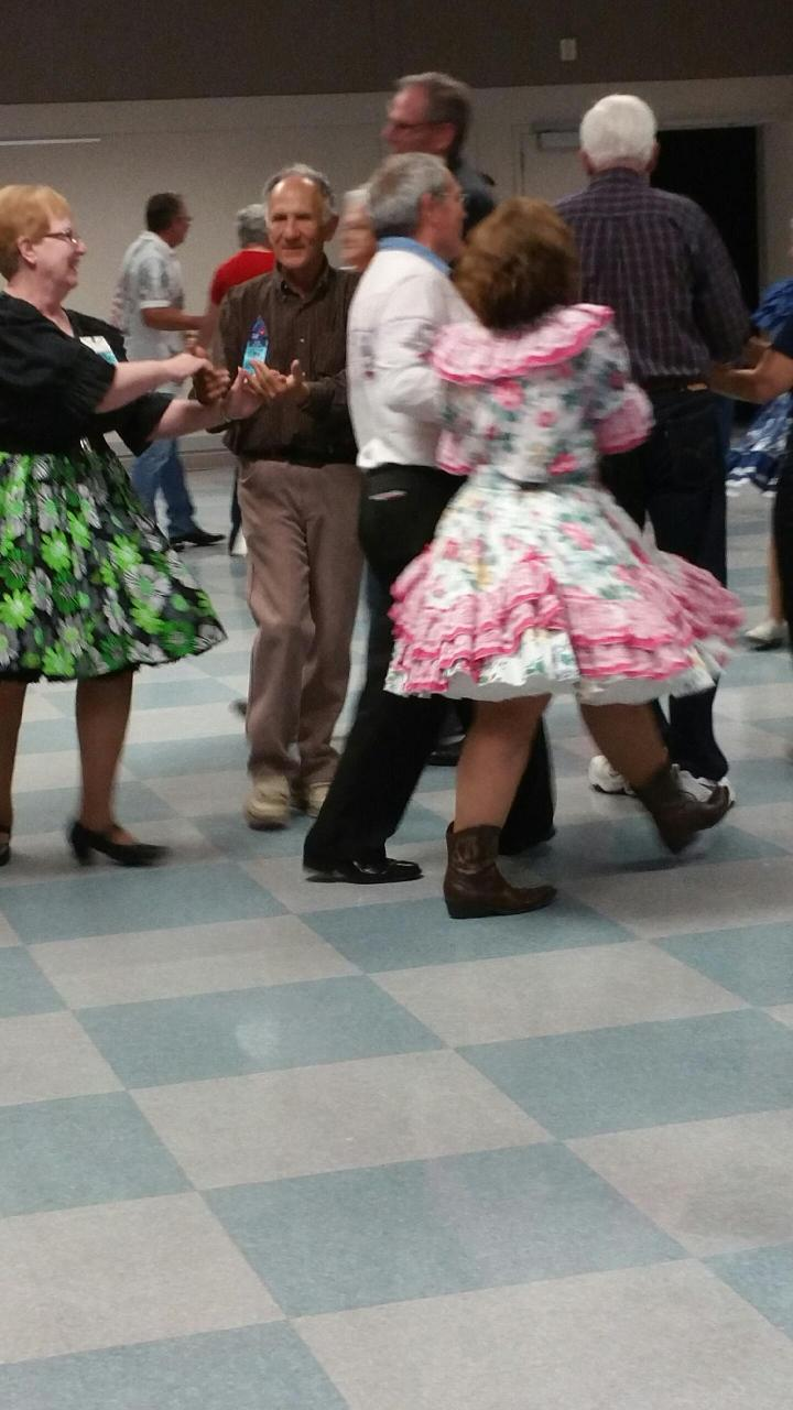 Square Dance at Vesper Hall