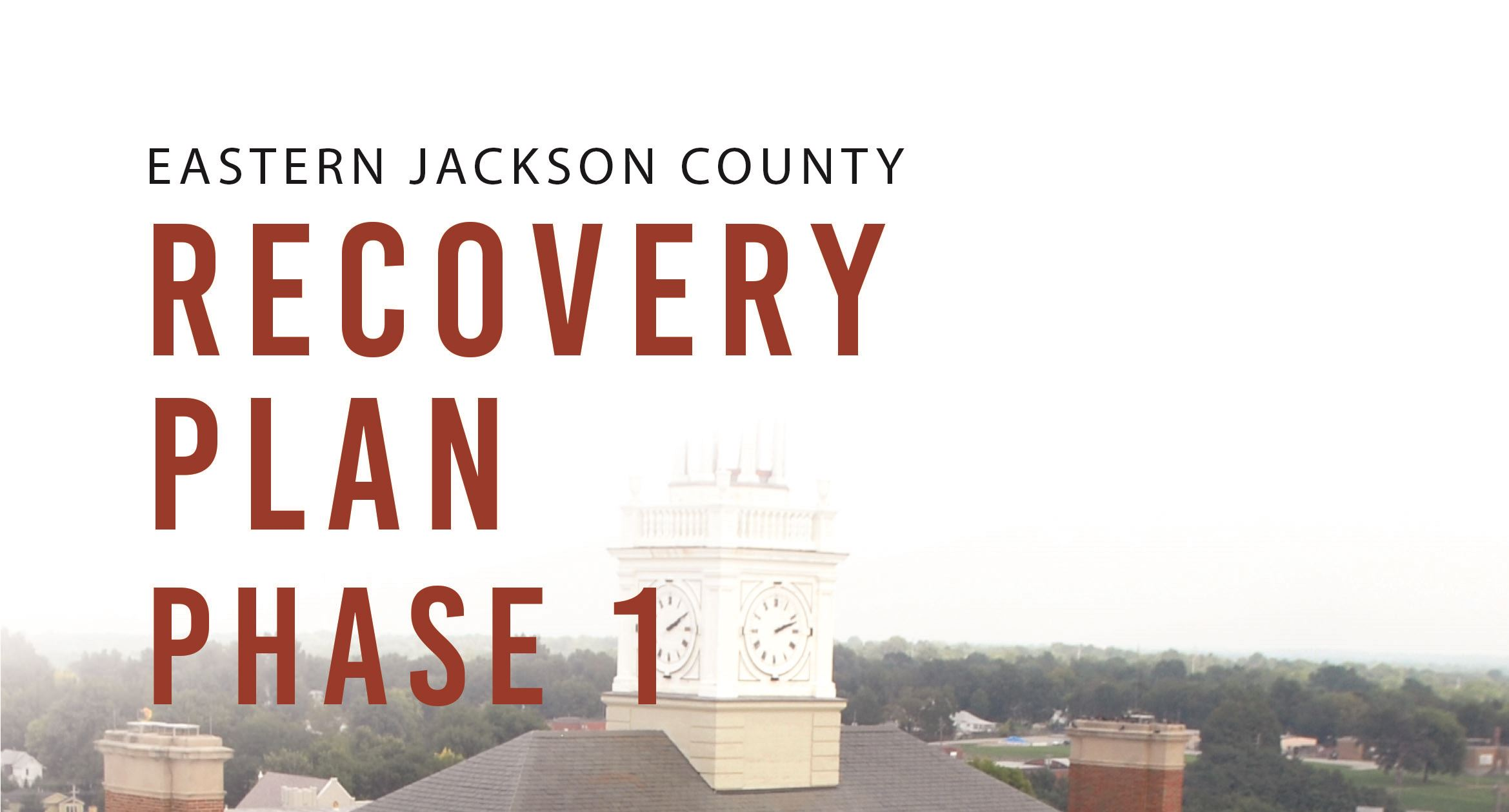 RECOVERY PLAN COVER IMAGE
