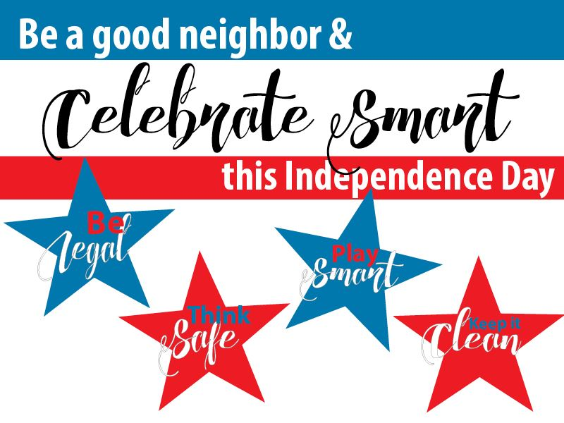 Be A Good Neighbor Graphic