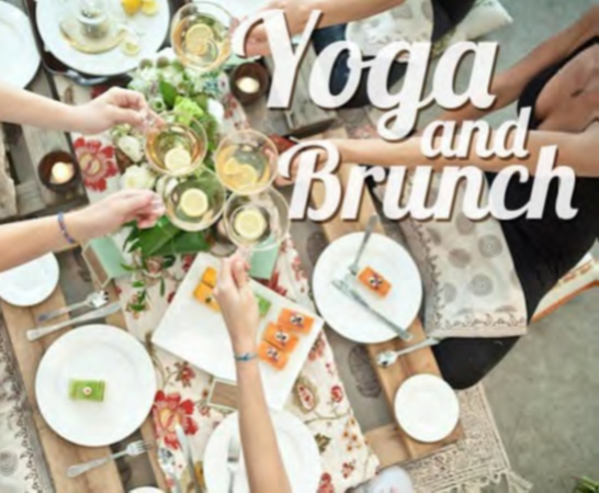 Yoga and Brunch