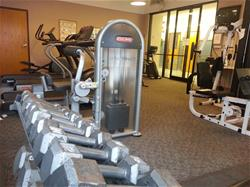 Vesper Hall Fitness Room